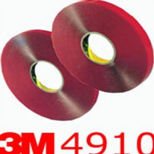 3M® 4910 VHB Double Sided Acrylic Foam Tape 19mm x 1mm x 33m