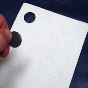Flexible Magnetic Adhesive Dots 20mm