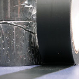 Floor Marking Tape Black 25mm x 33m
