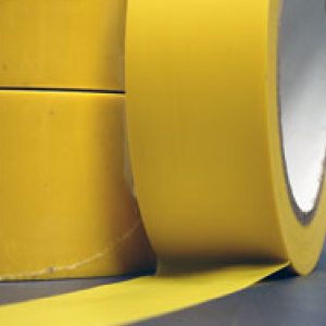 Floor Marking Tape Yellow 50mm x 33m