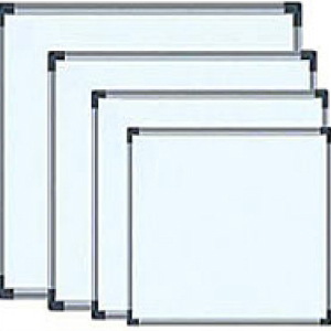 Magnetic White Board 2400mm x 1200mm
