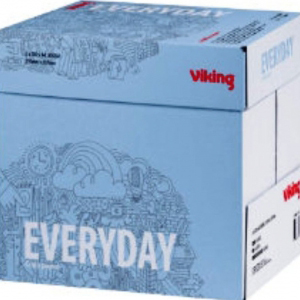 White A4 Copier / Printer Paper - 2500 Sheets