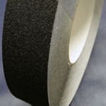Anti Slip Non Skid Grip Tape Self Adhesive Black 200mm x 18m