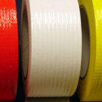"Cloth Tape Adhesive White 3"" x 45m"