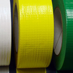 "Cloth Tape Adhesive Yellow 1"" x 45m"