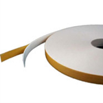 Double Sided Foam Tape High Tack White 12mm x 2mm x 25m