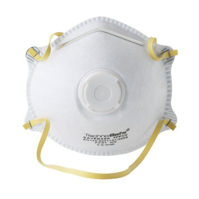 Flu Virus Respirator Single Mask FFP1 (Valve)