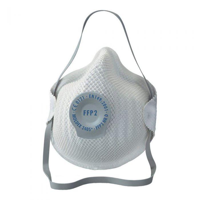 Flu Cold Virus Valved Particulate Respirator (DRP2V) FFP2 (5 Masks)
