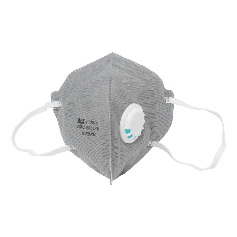 Face Mask Respirator KN95 (VALVED) (Box of 5)