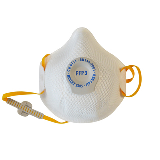 Corona Virus Flu N99 Dust Face Mask FFP3 P3 N99 (5 Masks)