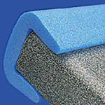 "Foam Edge Protector ""U Profile"" To Fit Thickness 60mm-80mm"