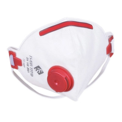 FS 930V FFP3 P3 Respirator Face Mask VALVE (box of 5)