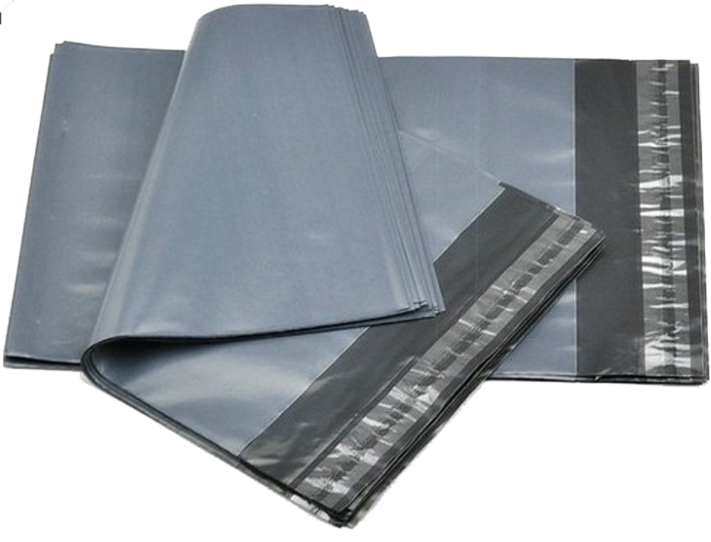Grey Polythene Mailers 230mm x 310mm