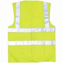 Hi-Vis Waistcoat Yellow XL