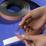 "Flexible Magnetic Tape Foam Adhesive 12.5mm x 1.5mm x 30m Type ""B"""