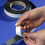 Flexible Magnetic Tape Titan Adhesive 20mm x 1.5mm x 30m M/POLE
