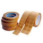 Double Sided Polyester Perm-Peel (peelable) Tape 12mm x 50m