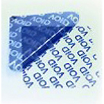 TAMPERSAFE Tamper Evident Security Labels Blue